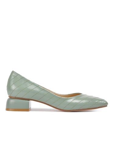 Esstii 901 Yeşil Kadın Günlük Ayakkabı Yeşil
